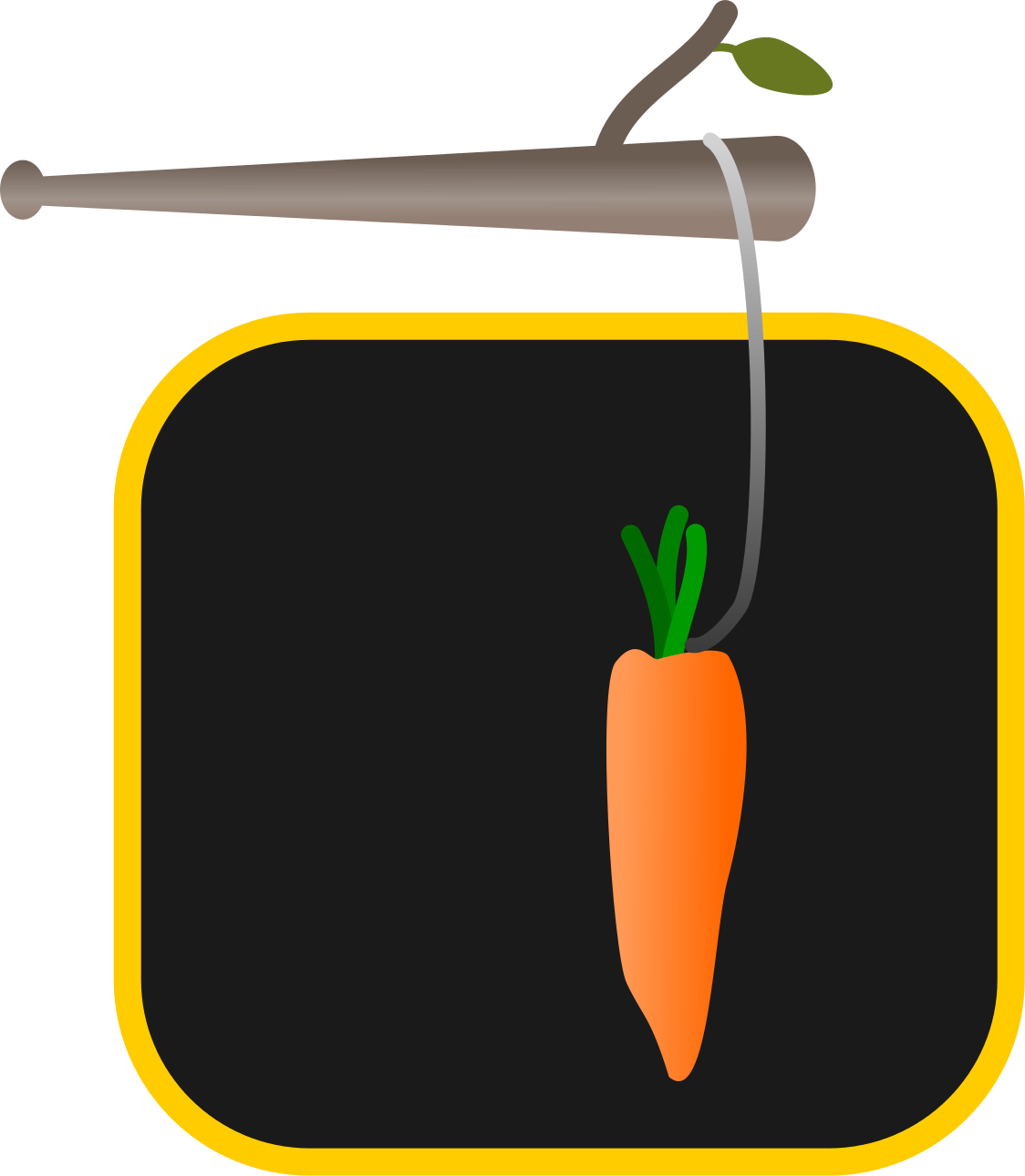 vegetables clipart carrot stick