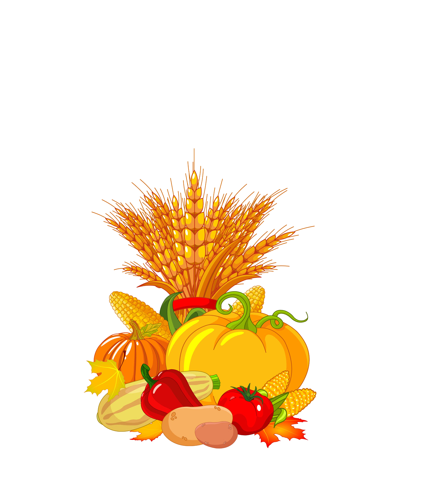 Vegetables clipart harvest festival. Autumn clip art vegetable