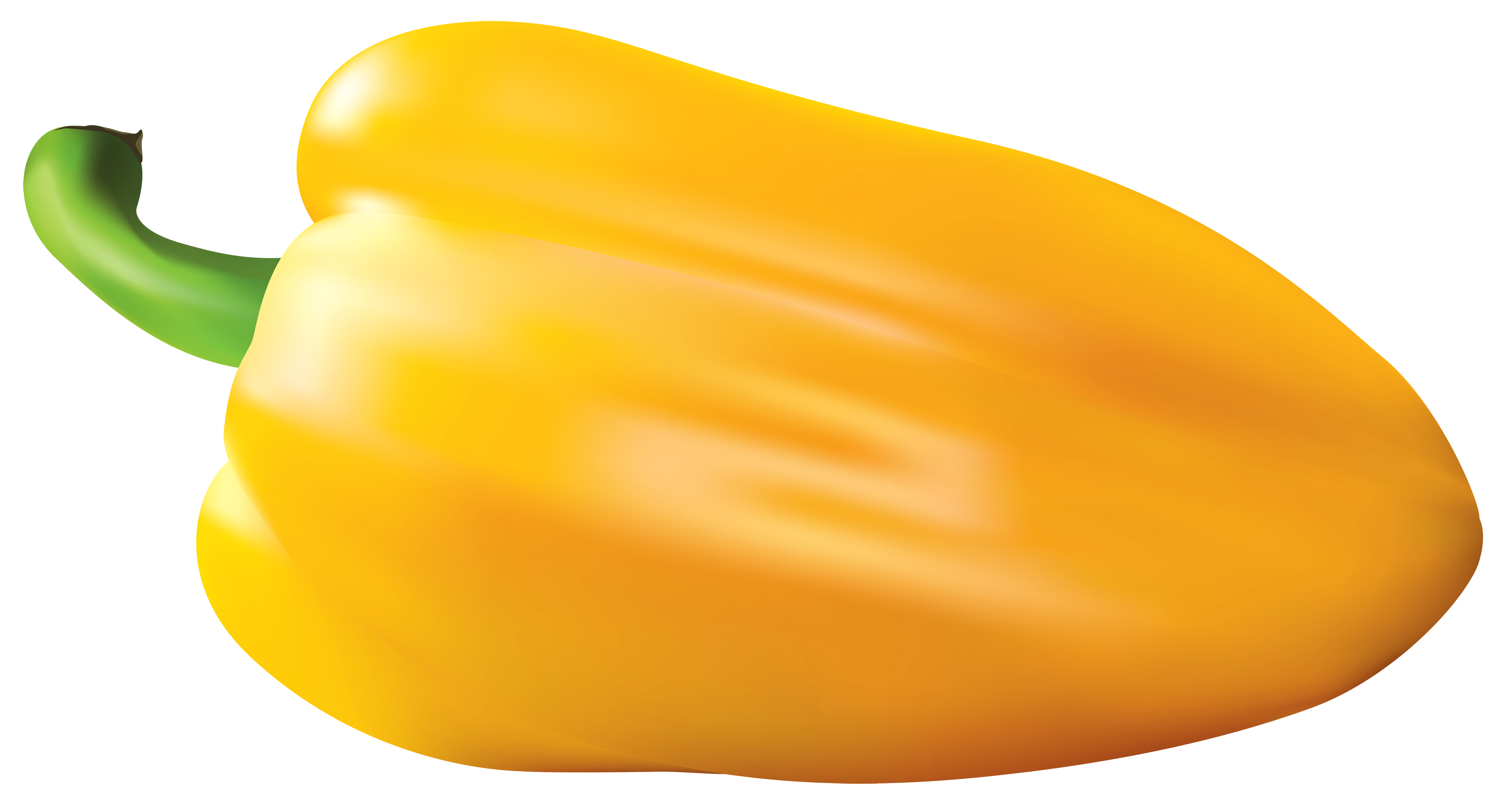 Pepper png vector image. Vegetables clipart yellow vegetable