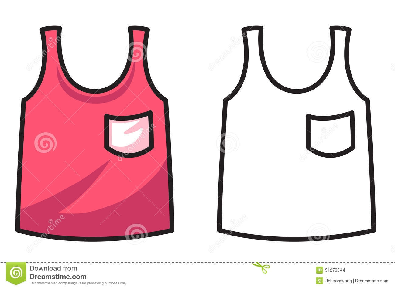 Awesome gallery digital collection. Vest clipart
