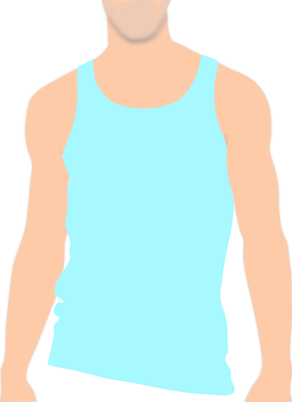 Vest sleeveless