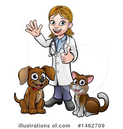 Illustration by . Veterinarian clipart veteranarian