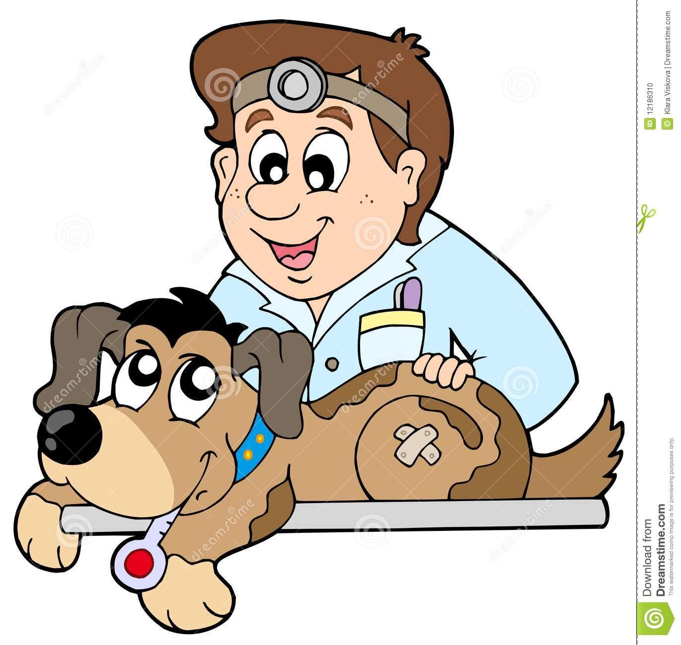 Veterinarian clipart veteranarian.  clip art clipartlook