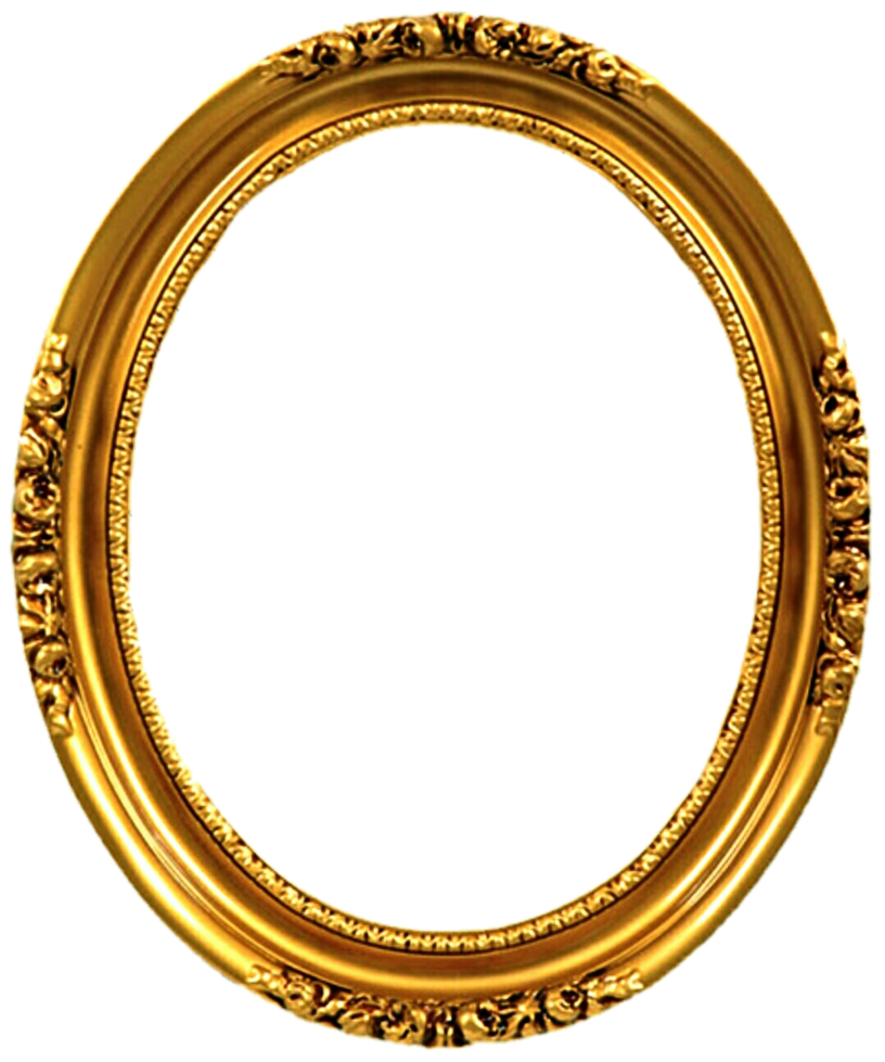 Victorian frame png. Gold by jeanicebartzen on