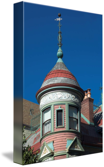 Detail san francisco by. Victorian house png