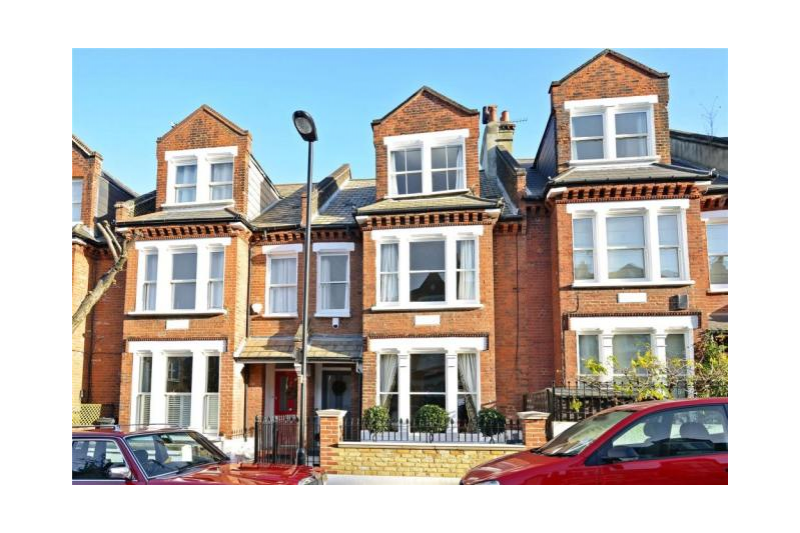 Gorgeous refurbished herne hill. Victorian house png