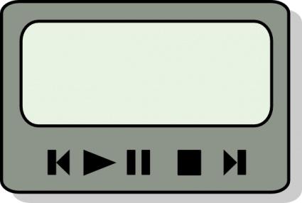Video clipart. Free download clip art