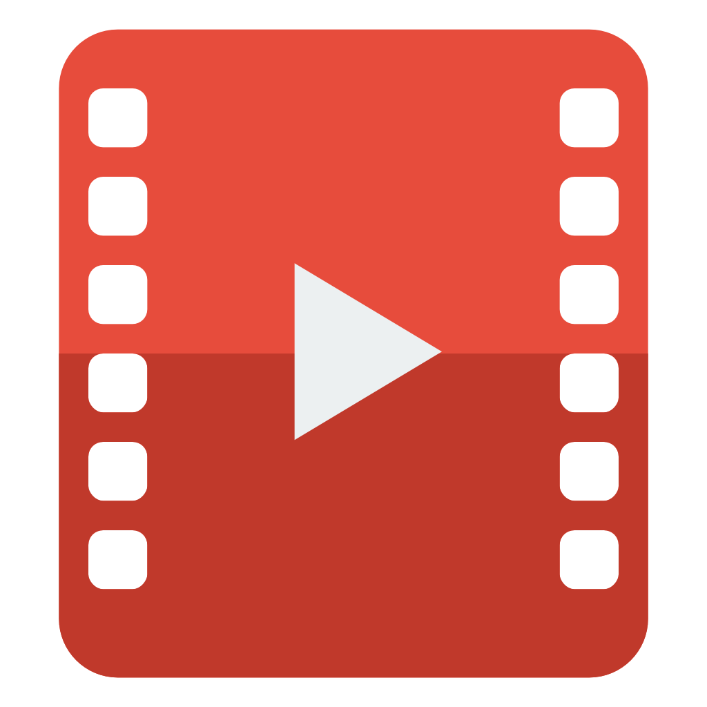 collection of clipart. Video icon png