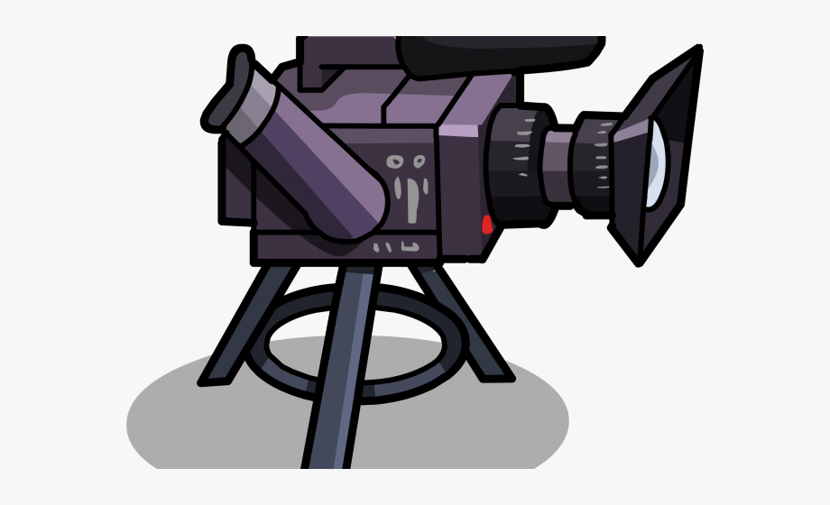 Camera animation png . Video clipart film club
