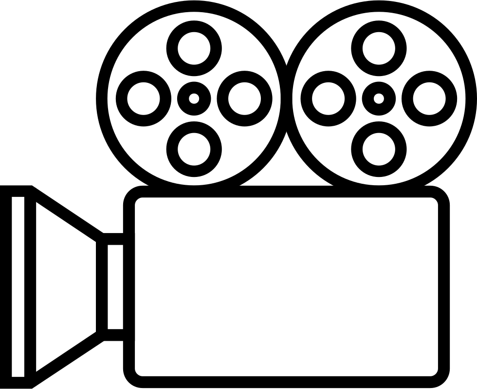 Svg png icon free. Video clipart video camera