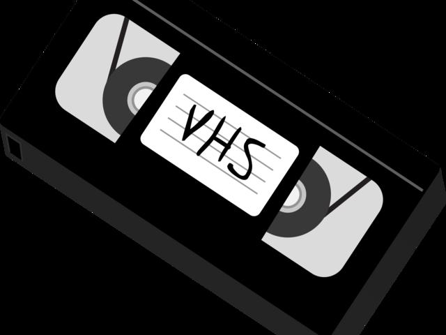 Vcr group . Video clipart video cassette
