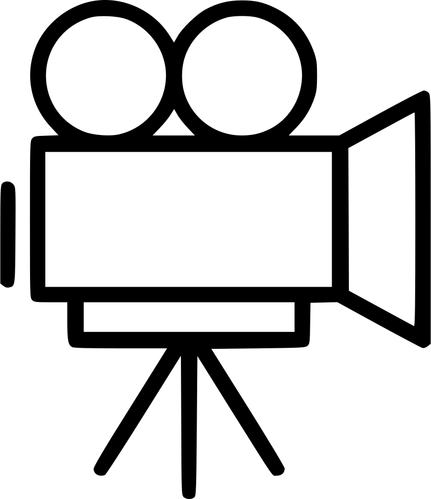Recoder camcoder camera svg. Video clipart video shooting