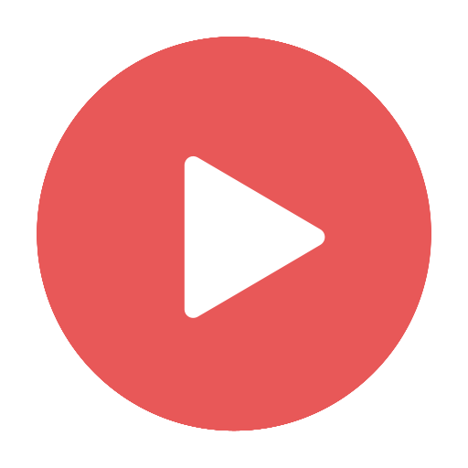Video icon png. Red website beauty by