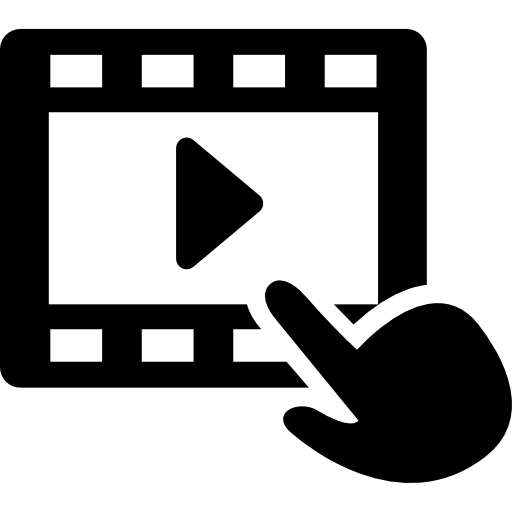 Player free interface icons. Video icon png