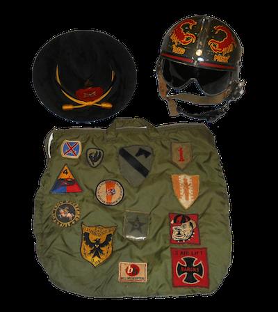 Vietnam helmet png. Red mike a troop