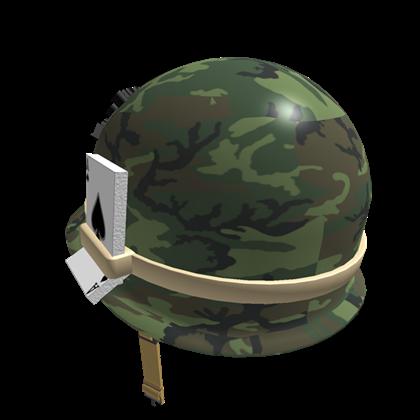 U s updated roblox. Vietnam helmet png