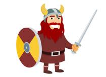 Free vikings clip art. Warrior clipart viking
