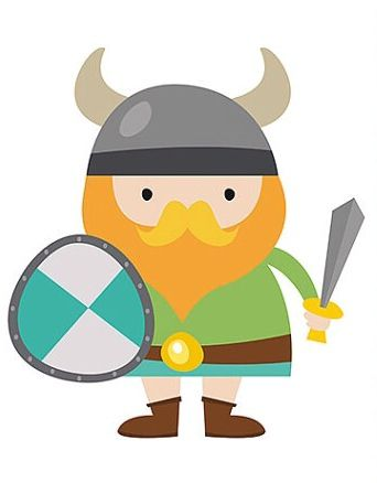 Viking clipart. Pin by carmen orellana