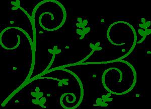 Vines clipart. Floral free