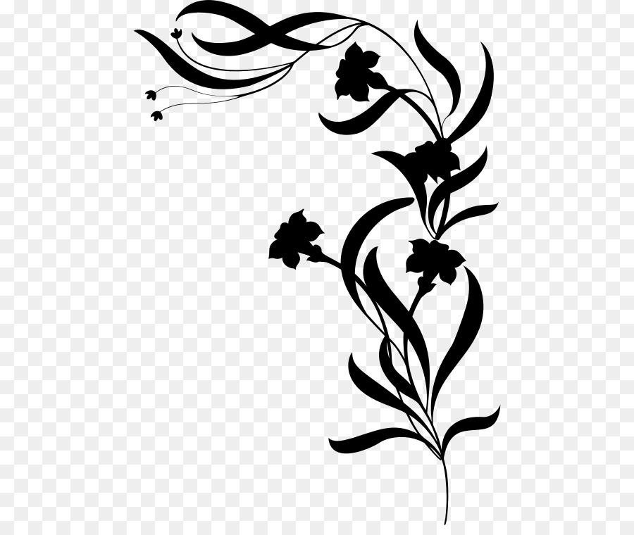 Flower computer icons clip. Vines clipart