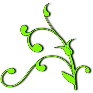 Green clip art panda. Vines clipart