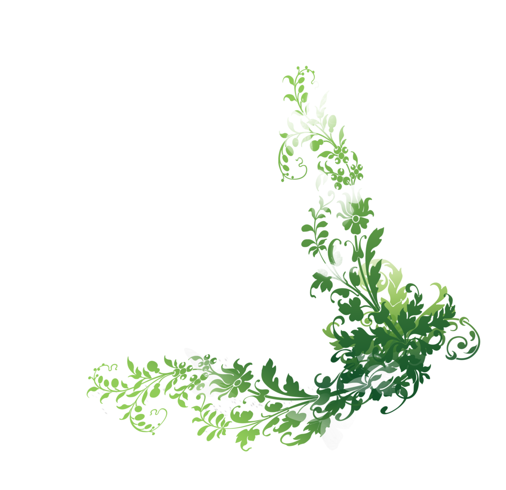 Remixit sticker divider green. Vines clipart aesthetic