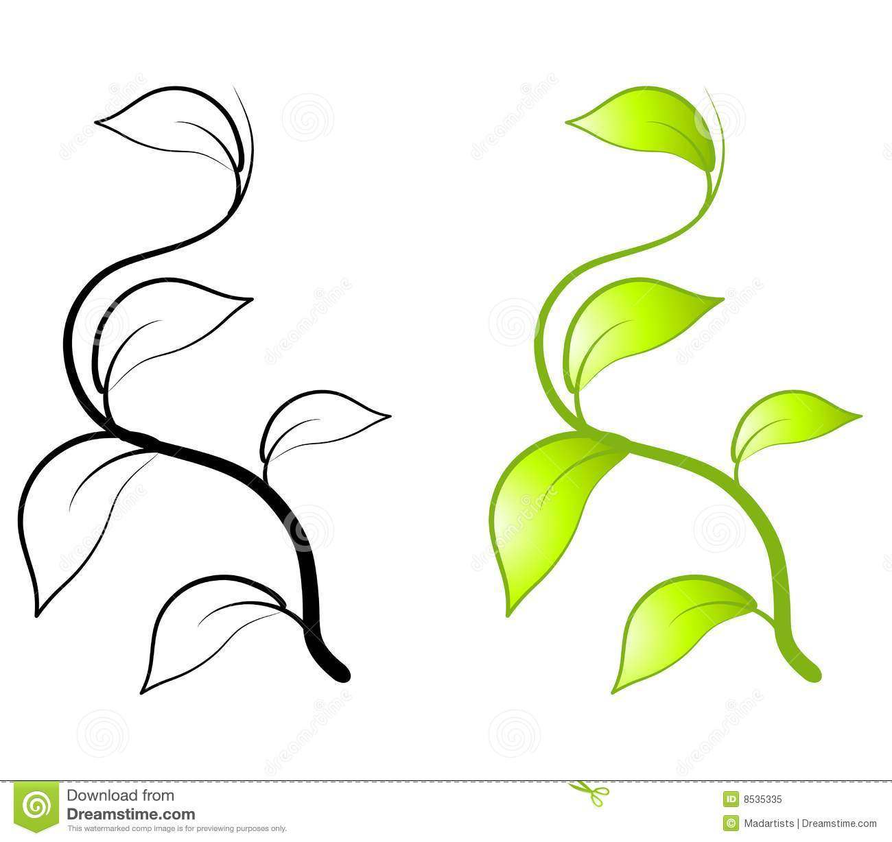 Free corner cliparts download. Vines clipart artistic