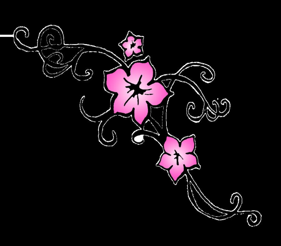 Clip art cliparts nail. Vines clipart cherry blossom
