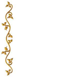 Vine x free clip. Vines clipart gold leaf