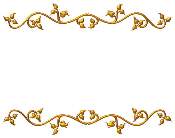 Vines clipart gold leaf. Vine x free clip
