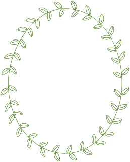 Free frames borders vine. Vines clipart oval