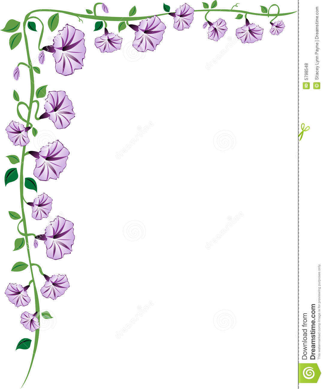 Vines clipart purple flower. Free vine cliparts download