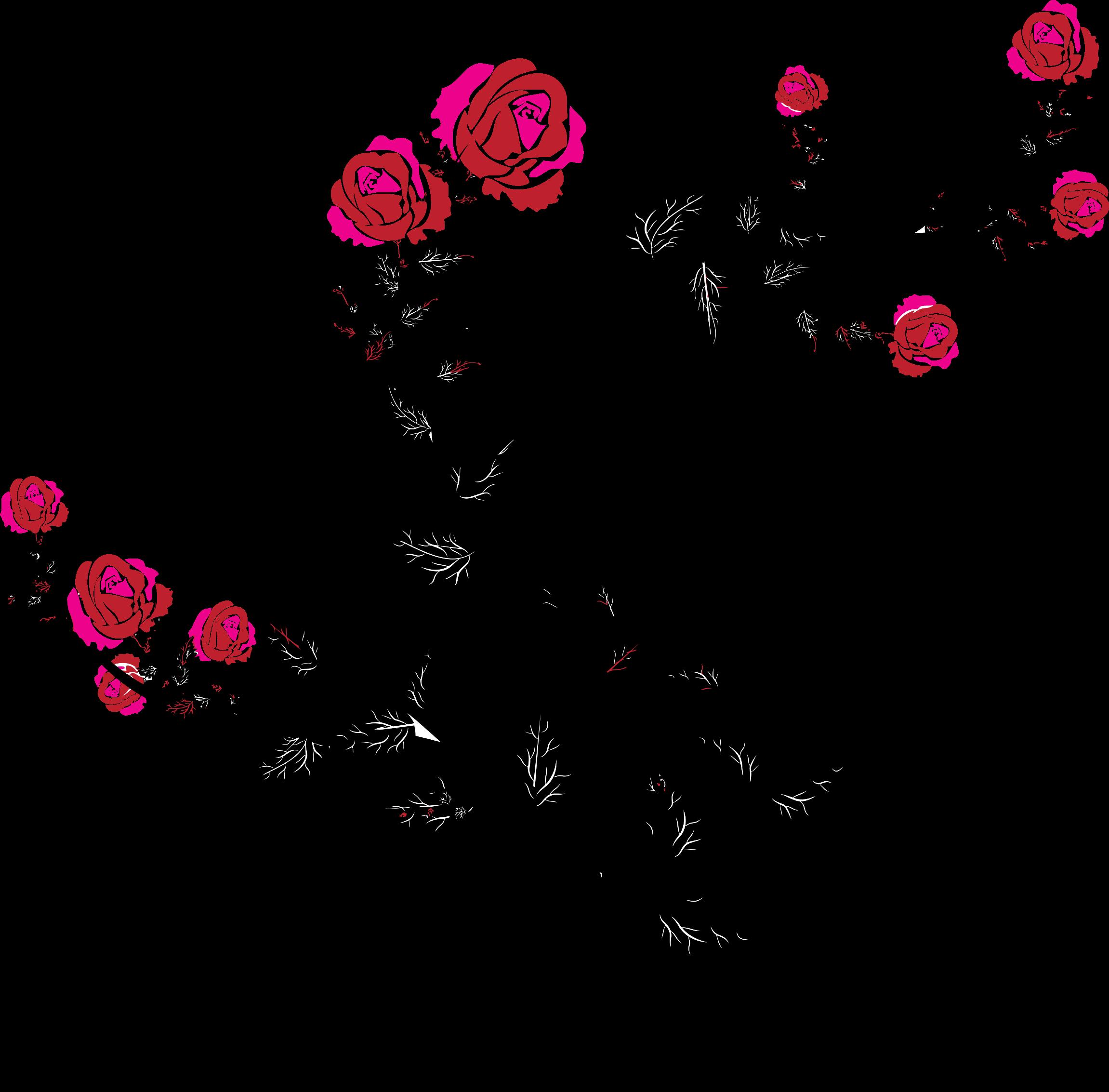 Vines clipart rose, Vines rose Transparent FREE for ...