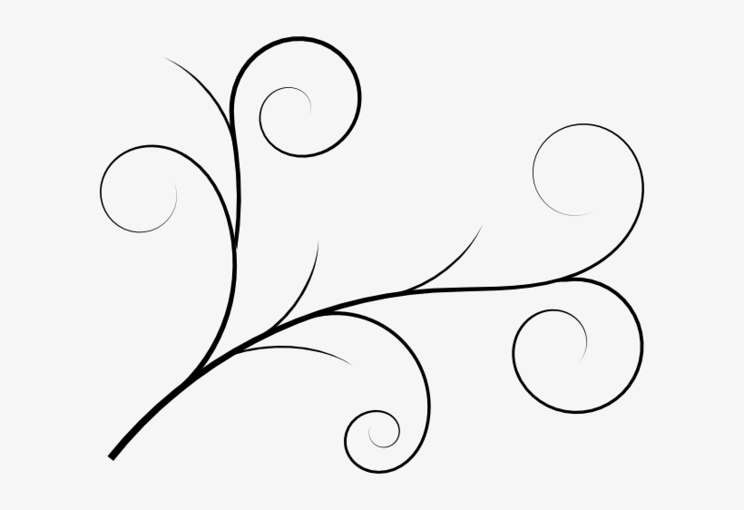 Vines clipart simple. Green vine clip art