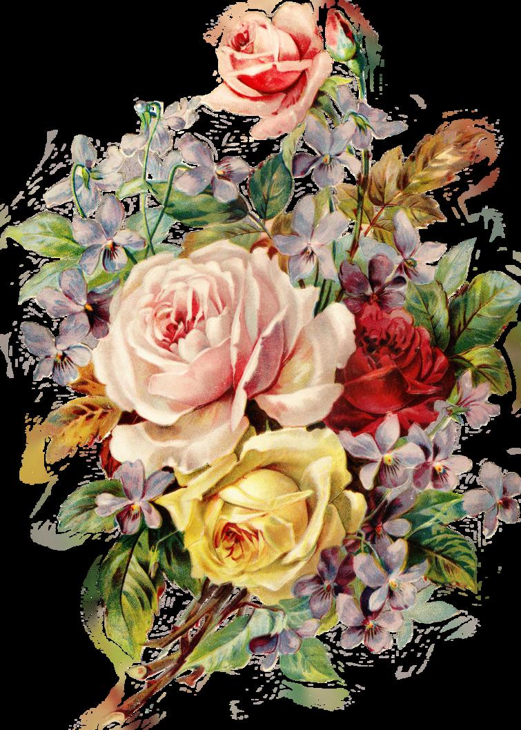 Flowers by deadassdahmer on. Vintage flower png