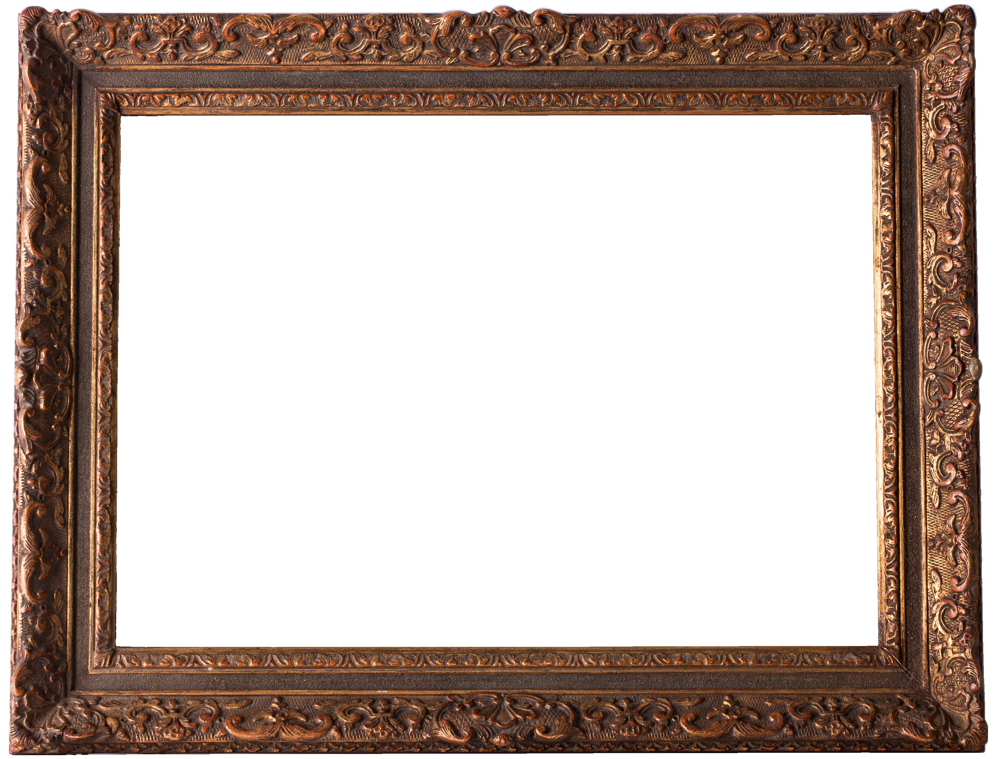 Transparent image gallery yopriceville. Vintage frame png