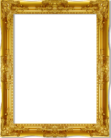 Vintage gold frame png. Enchanting frames adornment ideas