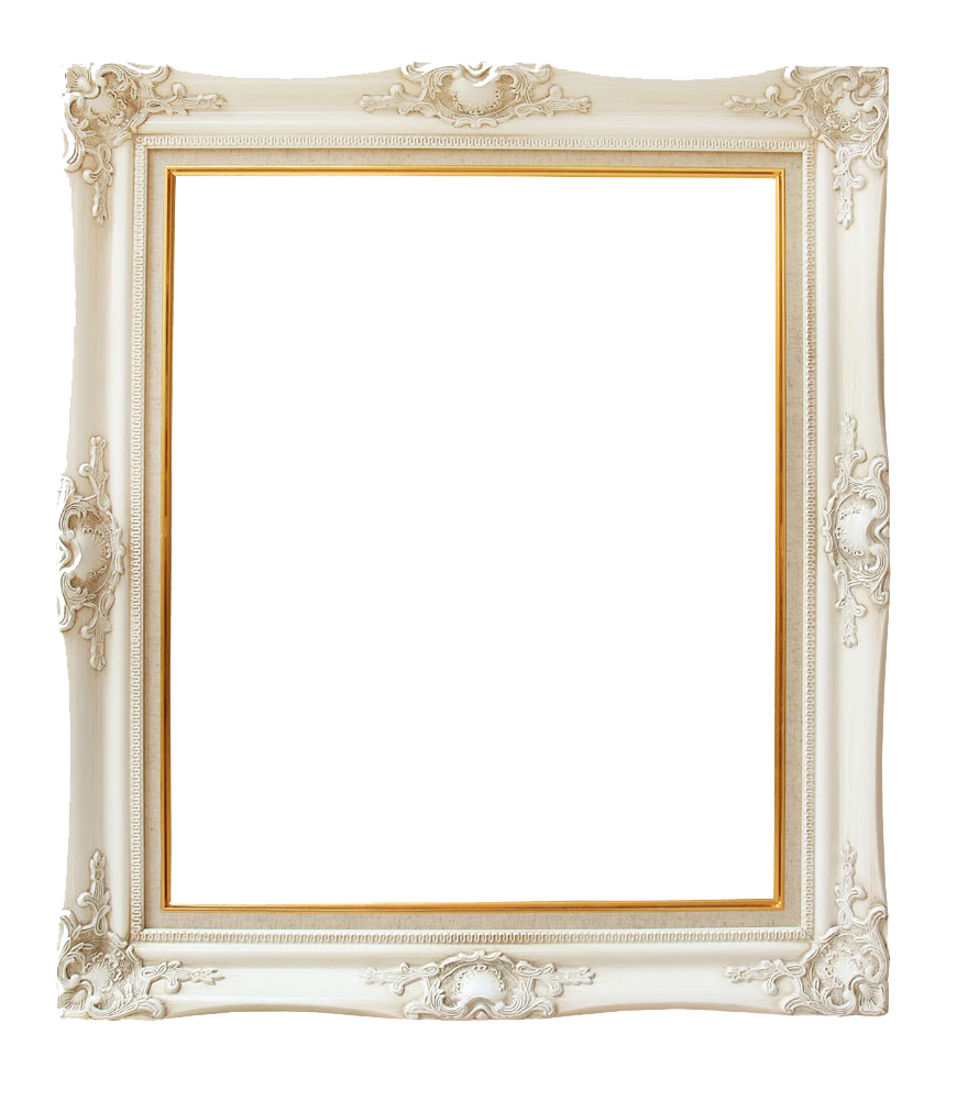 Picture wallpaper ivory transprent. Vintage photo frame png