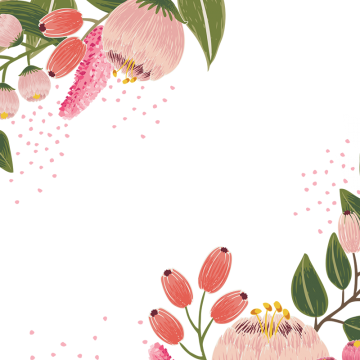 Vintage vector png. Flowers images vectors and