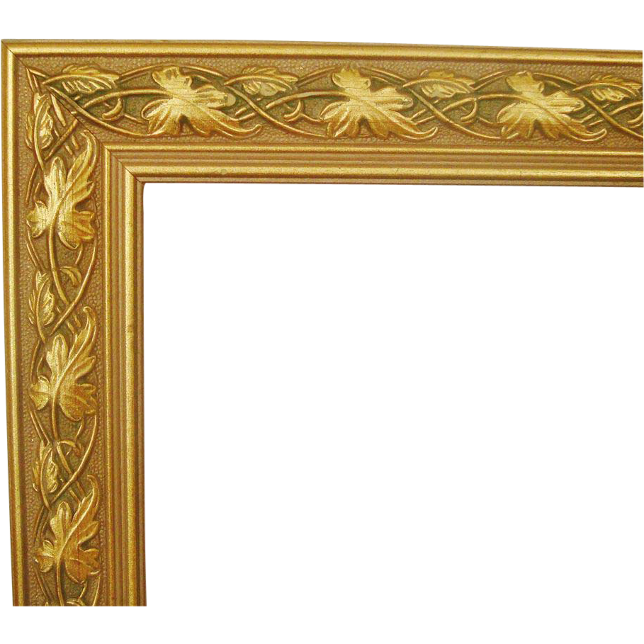 Vintage wood frame png.  of picture frames