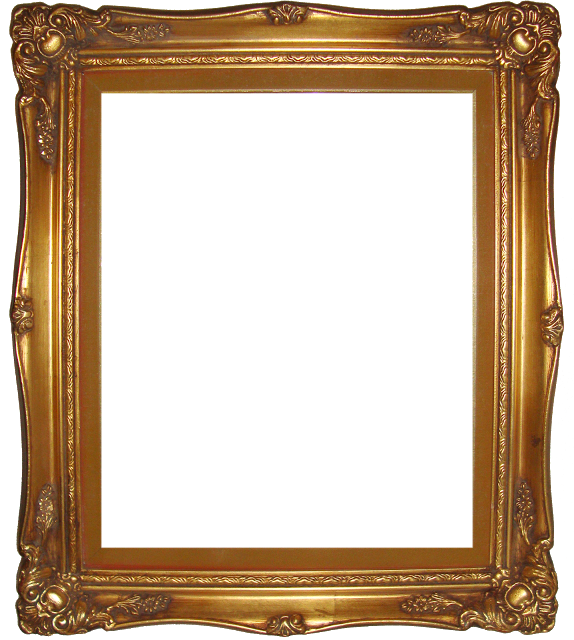 Free digital antique photo. Vintage wood frame png