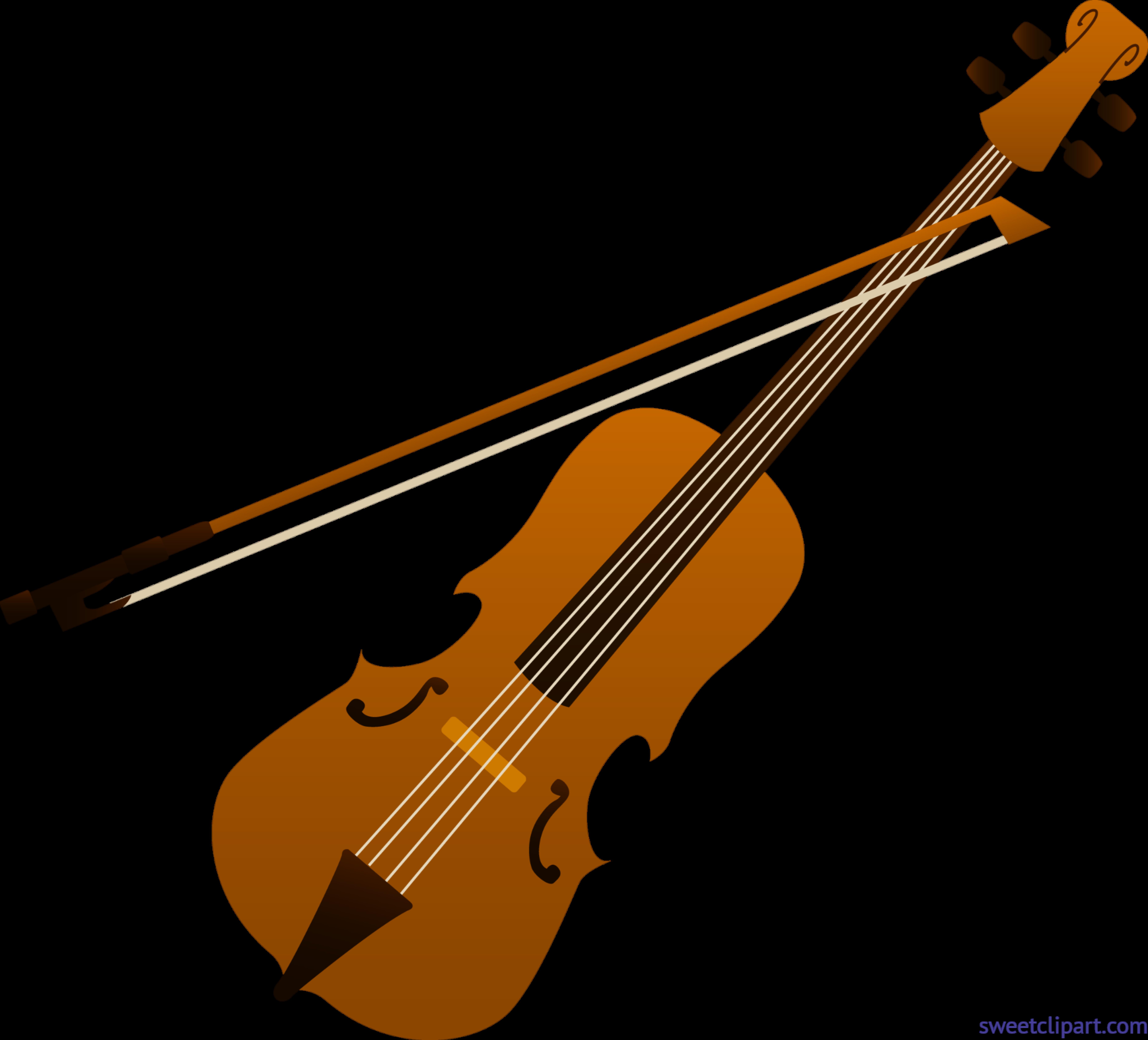 Clip art sweet. Violin clipart
