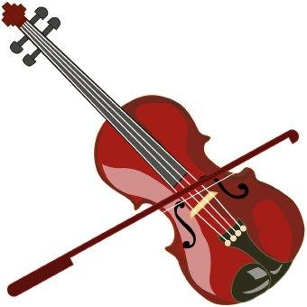 Cello clipart orchestra. Violin clip art free