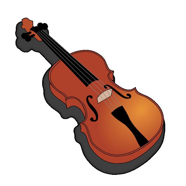 Violin clipart. Clip art at clker