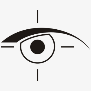 Vision clipart 1 eye. Scottish tourist board star