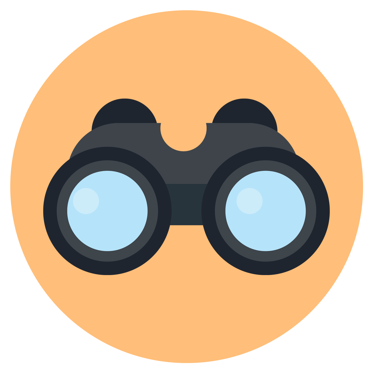 Vision clipart binoculars. Mission and chef tony