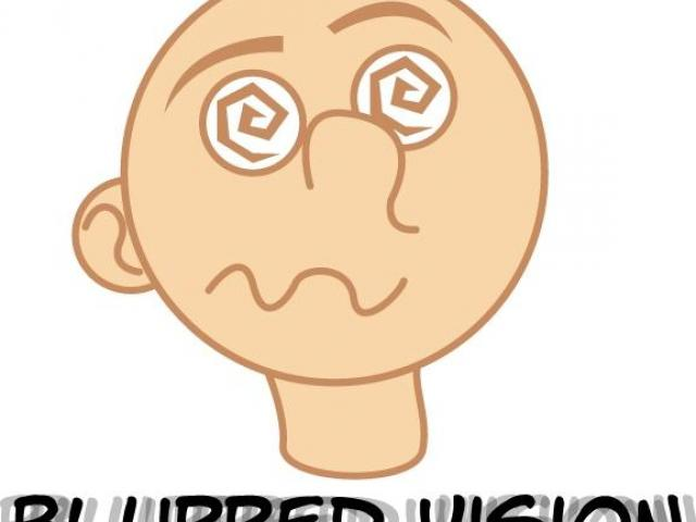 Vision clipart blurry vision. Free download clip art