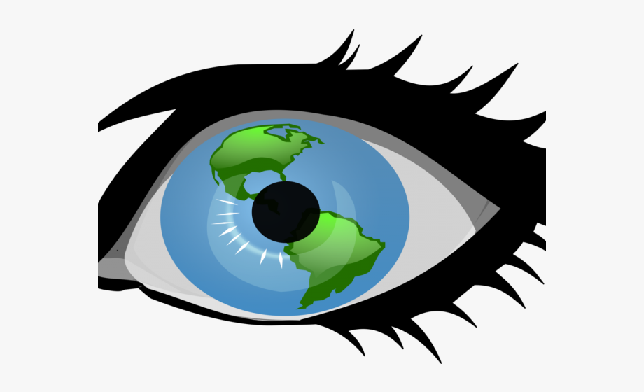 Visual free . Vision clipart cartoon