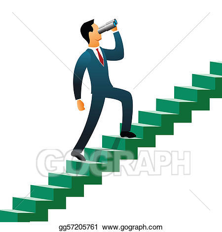 Stock illustration gg gograph. Vision clipart corporate vision