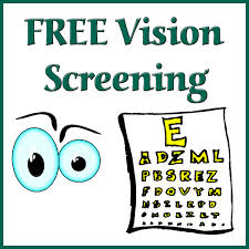Vision clipart eye screening. Free cliparts download clip